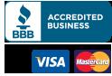 BBB, Visa, Master Card